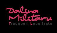 Dalina Militaru | Traduceri Legalizate